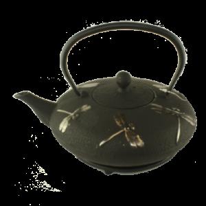 Cast Iron Teaware