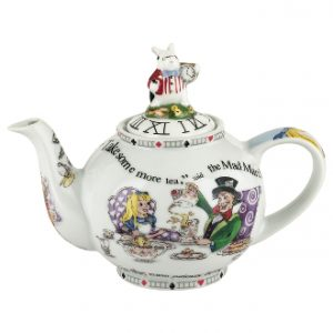 Alice in Wonderland Tea Ware